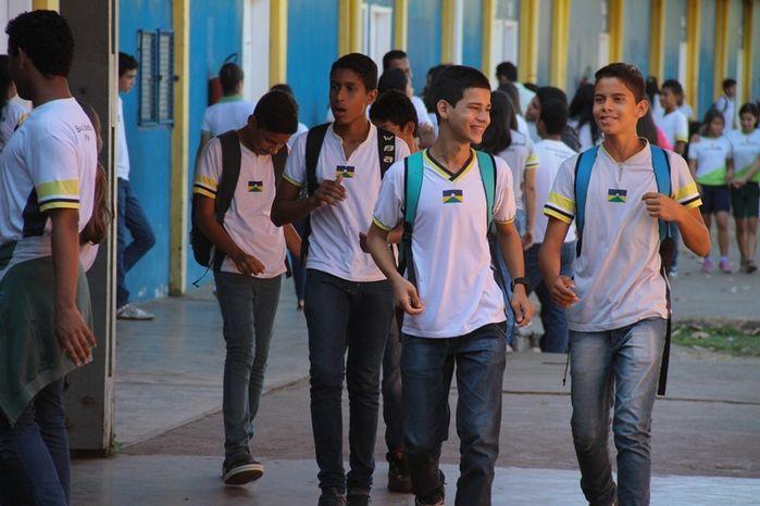 Matrícula Escolar Seduc RO 2019