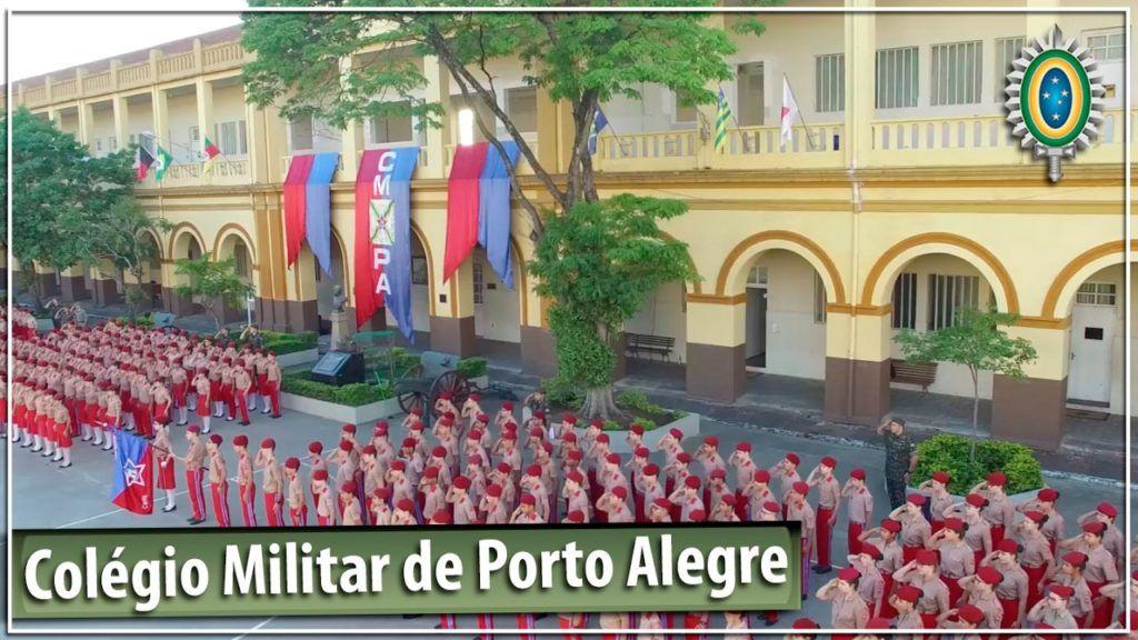 Colégio Militar de Porto Alegre Inscrições 2019
