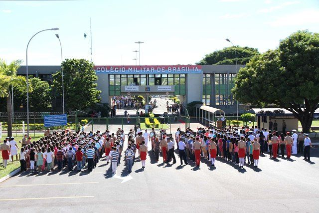 Colégio Militar de Brasília Inscrições 2019