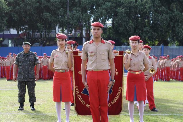 Colégio Militar de Manaus Inscrições 2019