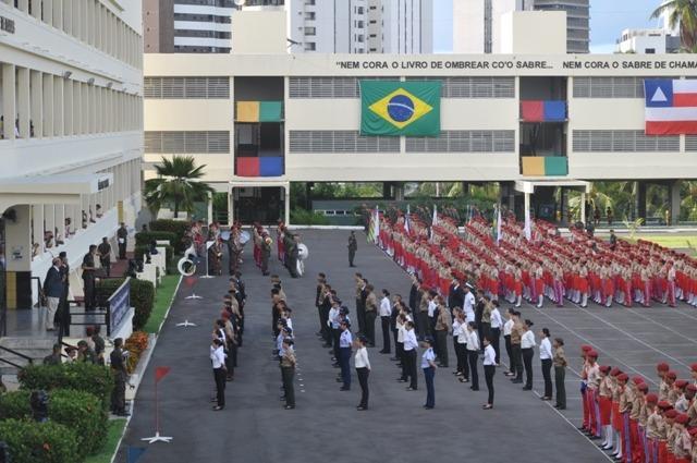 Colégio Militar da Bahia Inscrições 2019