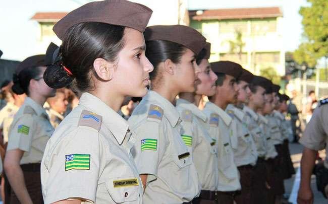 Colégio Militar Goiânia Inscrições 2019