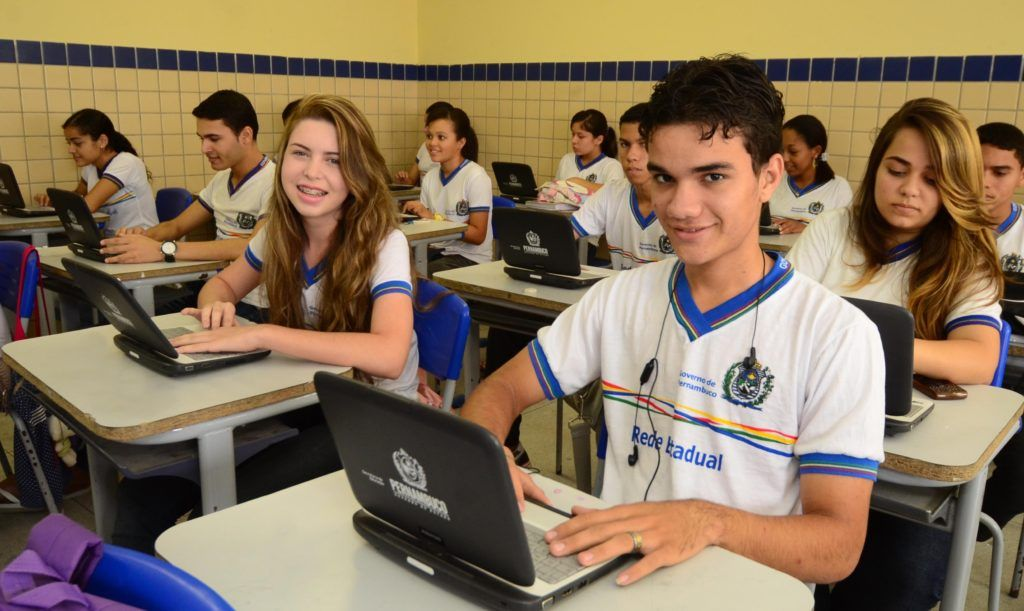Boletim Escolar Online PE 2019