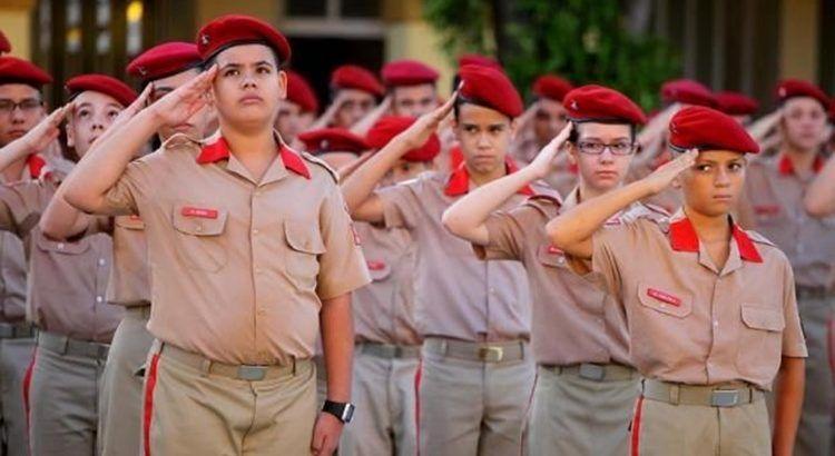 Inscrição Colégio Militar 2020