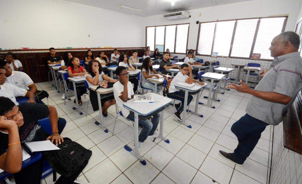 matrícula escolas estaduais RN 2020