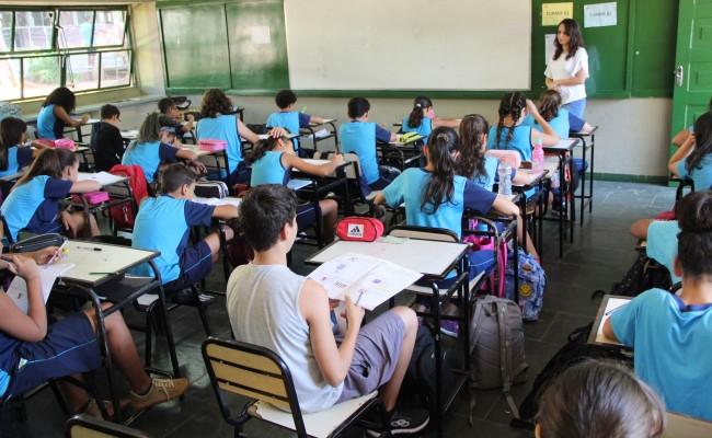 Boletim Escolar Online MG