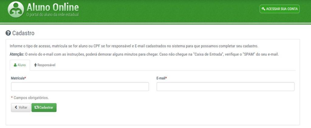 Consultar boletim escolar online CE