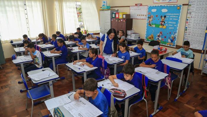 Boletim Escolar PR 2020
