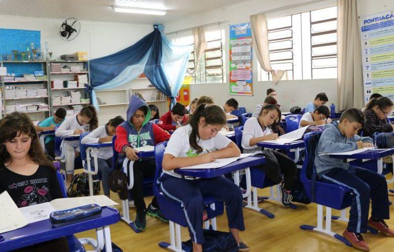 Boletim Escolar Online PR