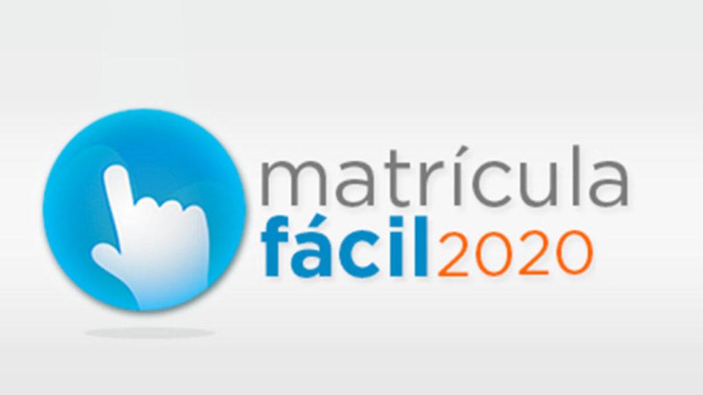 Matrícula Fácil RJ 2021